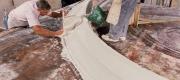 Curved Cornice - Ceiling Panels / Restoration Work
