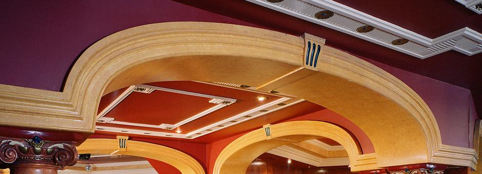 Ceiling Panels Splash Image - Ceiling Panels - Ornamental Plaster - Plaster Cornice, Ceiling Centres, Ceiling Roses - Brisbane QLD