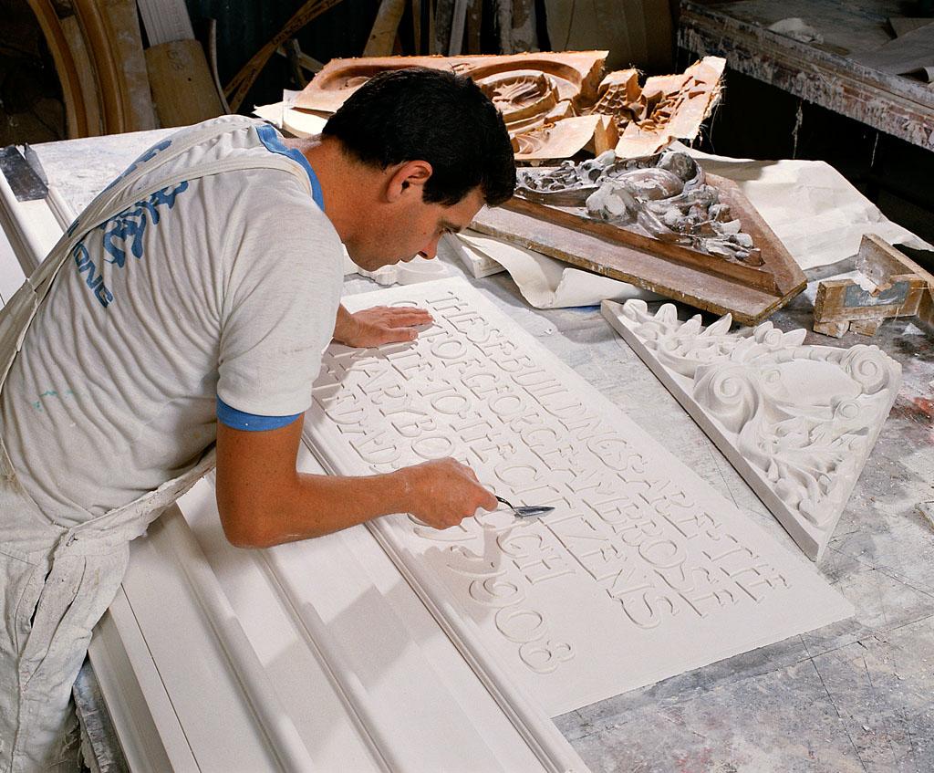 Restoration Ceiling Panels Ornamental Plaster