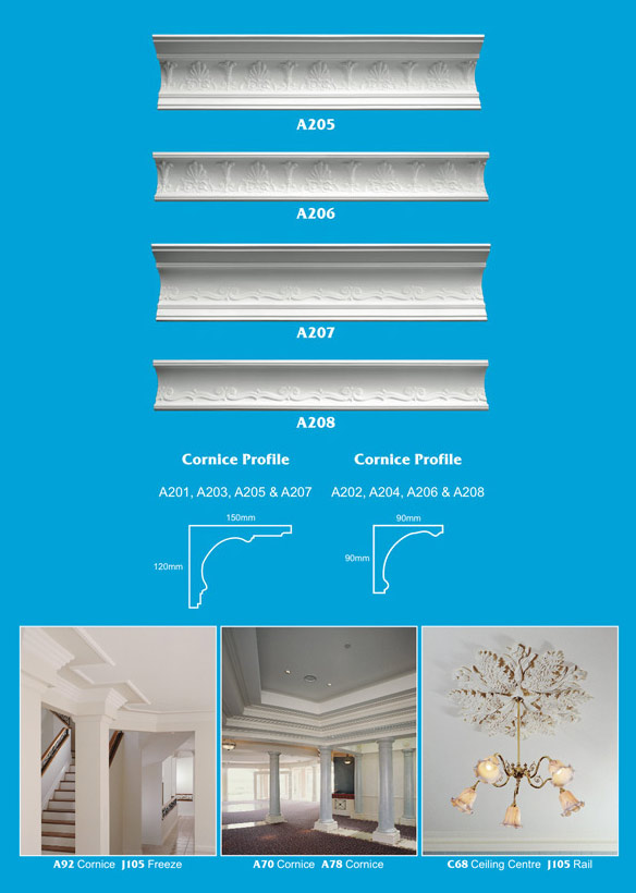 ornamental cornice - group picture, image by tag - keywordpictures.com