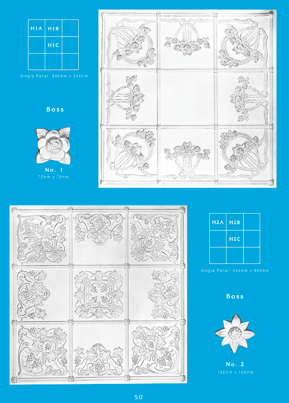 Page 1 - Ornamental Ceilings -
