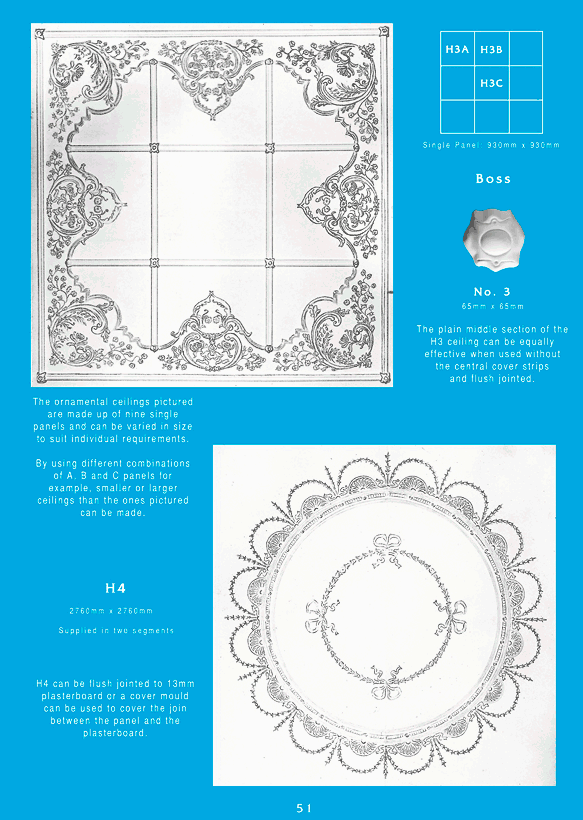 Page 2 - Ornamental Ceilings -