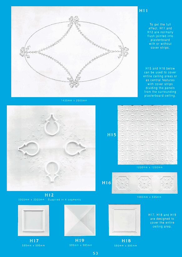 Page 4 - Ornamental Ceilings -